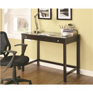 Coaster Desks Desk with Flip Top