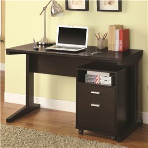 Coaster Desks 2-Piece Desk Set