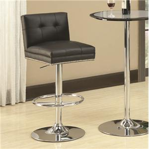 "Coaster Dining Chairs and Bar Stools 29"" Upholstered Barstool"