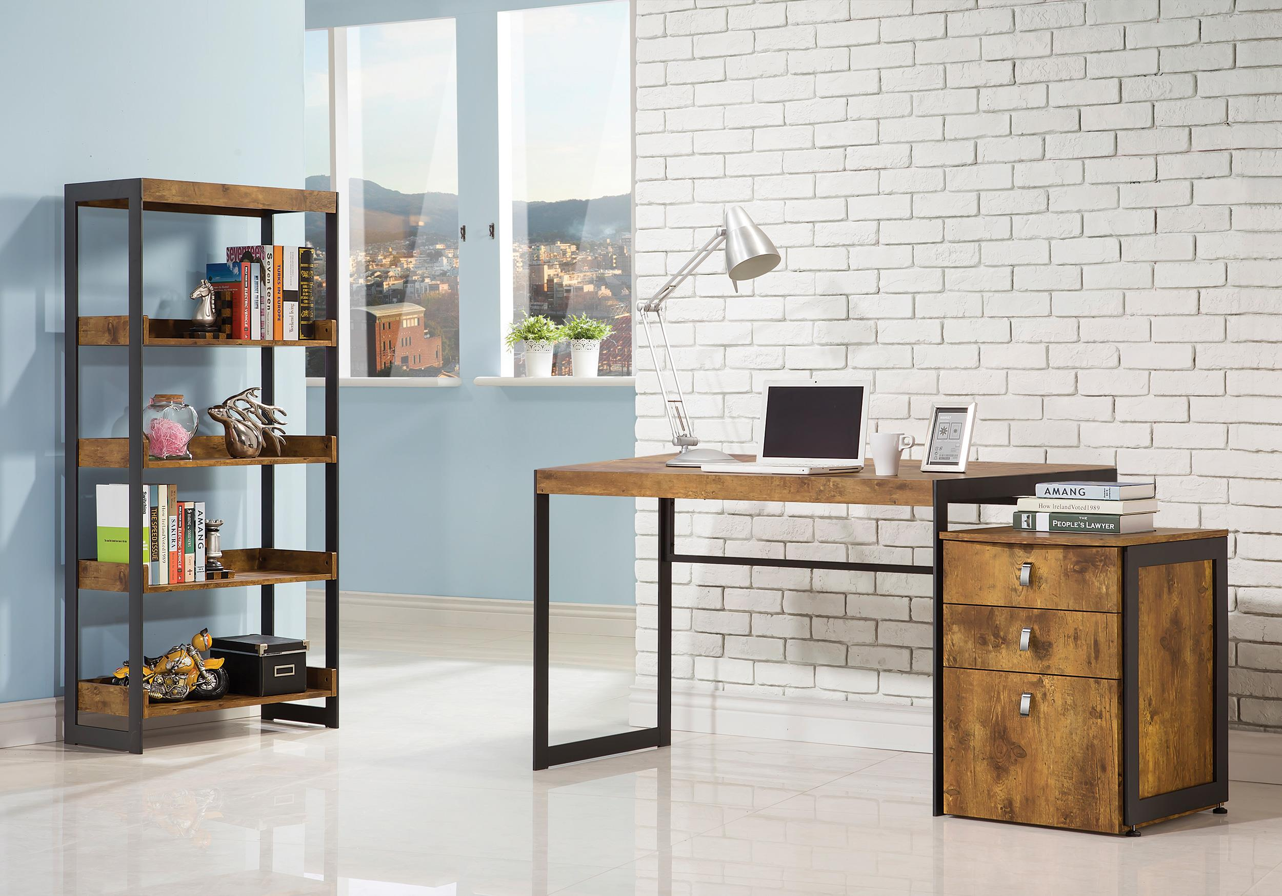 File Cabinet with 3 Drawers by Coaster