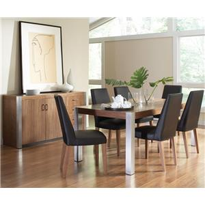 Coaster Faccini Casual Dining Room Group