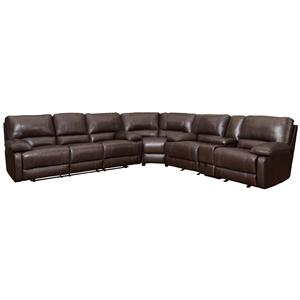 Coaster Geri Sectional Sofa