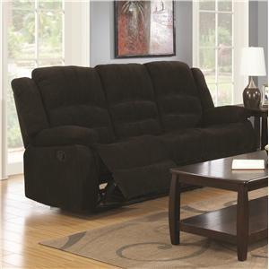 Coaster Gordon Motion Sofa