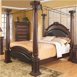 Coaster Grand Prado King Poster Bed