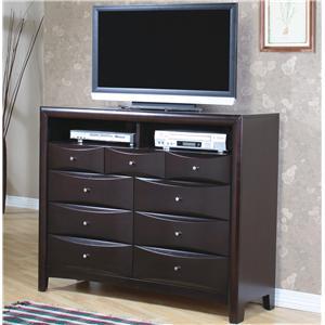Coaster Phoenix TV Dresser