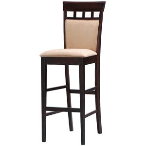 "Coaster Mix & Match 30"" UPL Back Bar Stool"