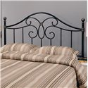 Full/Queen Metal Headboard