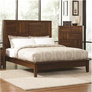 Coaster Joyce Queen Bed