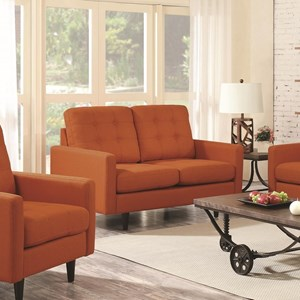 Living Room Furniture - Coaster Fine Furniture - Living Room ...