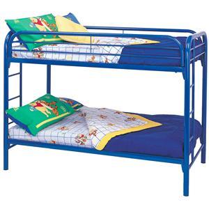 Coaster Fordham Twin Bunk Bed
