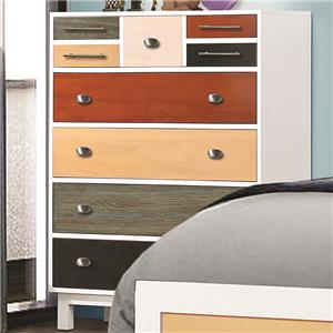 Coaster Lemoore Chest of Drawers