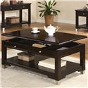 Coaster Liberty Coffee Table - Item Number: 701198