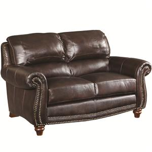 Coaster Lockhart Traditional Love Seat