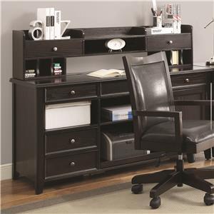 Coaster Maclay Desk and Hutch