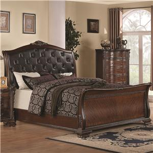 Coaster Maddison King Bed
