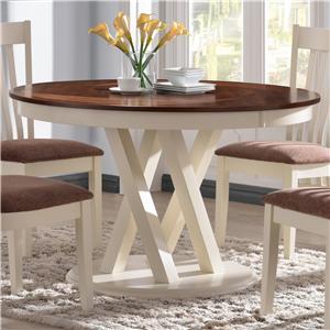 Coaster Naomi 10434 Kitchen Table