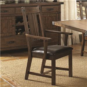 Coaster Padima Dining Arm Chair
