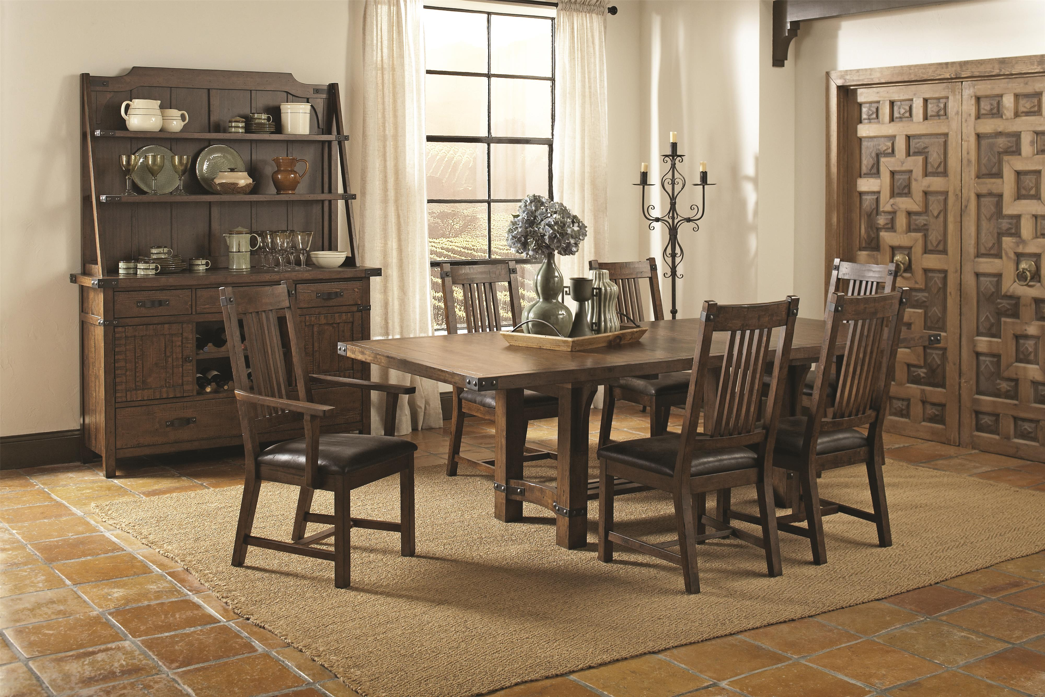 Surprising Dining Room Set With Hutch Ideas - 3D house designs ...