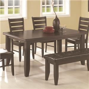 Coaster Page Dining Table