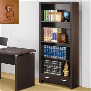 Coaster Skylar Bookcase