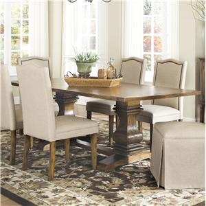 Coaster Parkins Dining Table