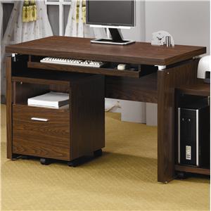 Coaster Peel Computer Desk