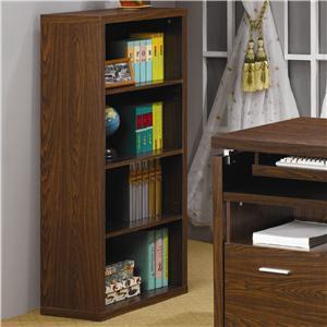 Coaster Peel Bookcase