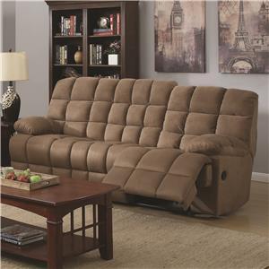Coaster Pickett Motion Sofa