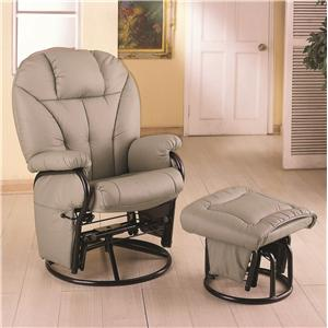Recliner with Ottoman & Coaster - Find a Local Furniture Store with Coaster Fine Furniture islam-shia.org