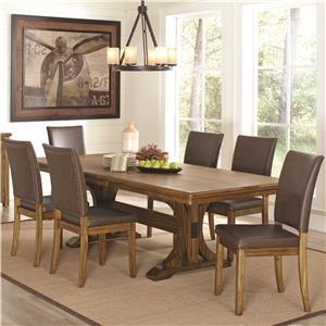 Coaster Salerno Dining Room Table