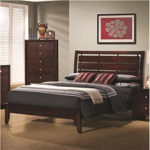 Coaster Serenity  Twin Bed