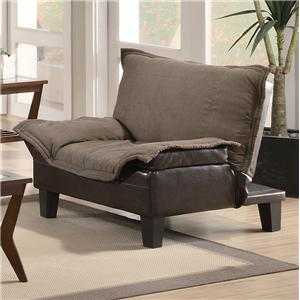 Coaster Sofa Beds and Futons Chair Bed