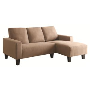 Coaster Sothell Sectional Sofa with Chaise