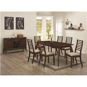 Coaster Stanley Casual Dining Room