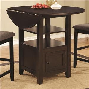 Coaster Stockton Counter Height Table