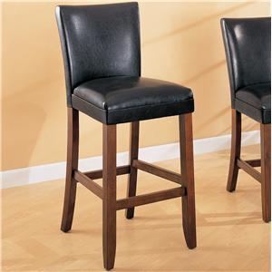 "Coaster Telegraph 29"" Bar Stool"