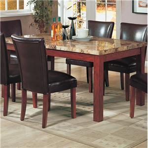 Coaster Telegraph Table