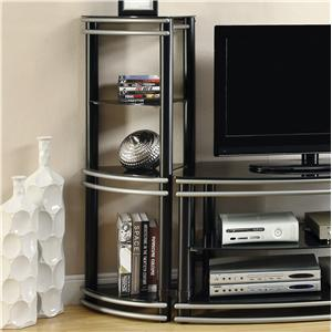 Coaster Wall Units Set of 2 Media Towers