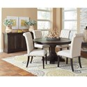 Casual Dining Room Set