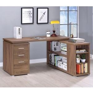 Contemporary L-Shape Desk