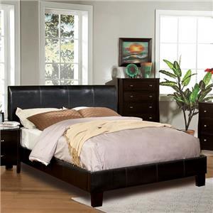 Furniture of America / Import Direct WINN PARK Queen Platform Bed