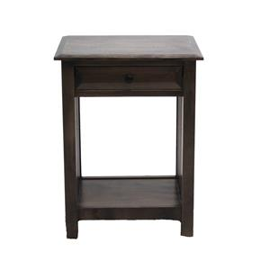 Daniel's Amish Simplicity Collection Solid Maple 1-Drawer Nightstand
