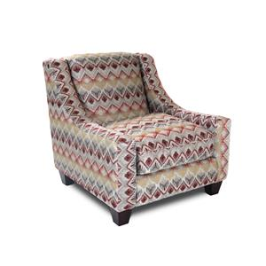 Corinthian Loxley Lozada Accent Chair