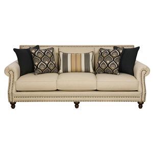 Corinthian 84A0 Sofa