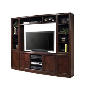 Coronado Escapade Escapade 4pc Wall Unit