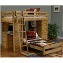 Student Bunk / Loft Bed