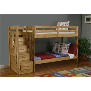 Coronado Ponderosa Bunk bed
