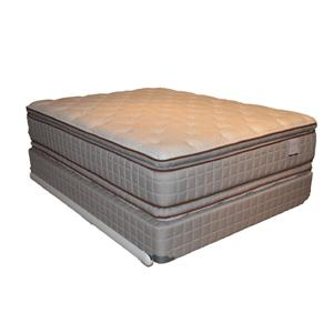 Corsicana 280 Two Sided Pillow Top Queen Pillow Top Mattress