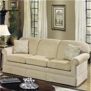 Craftmaster 4200 Stationary Sleeper Sofa