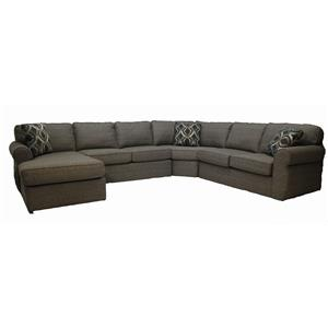 Craftmaster 730114 Sectional